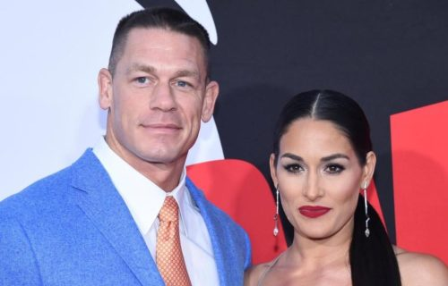 Nikki Bella says there's hope for her and John Cena