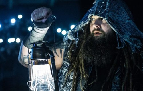 Bray Wyatt returns to action during Live Event