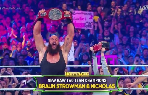 Breaking News: Monday Night Raw Tag Titles vacated; tournament announced