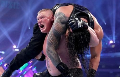 Brock Lesnar reportedly not working SummerSlam