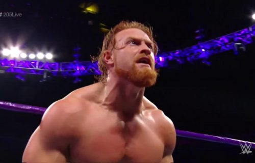 Buddy Murphy talks about backstage resentment in WWE