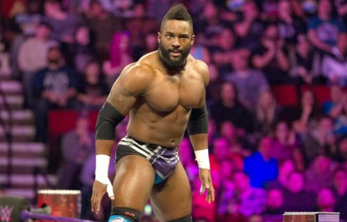 Cedric Alexander Reacts To Race Issues In WWE