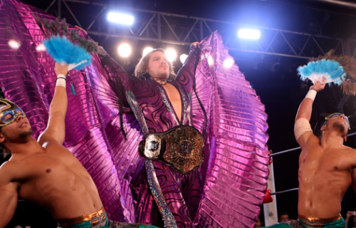 Former ROH World Champion Dalton Castle becomes a free agent