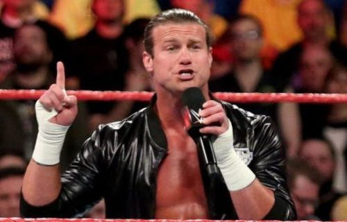 Dolph Ziggler shares an exclusive look of his WWE WrestleMania 36 gear