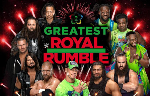 Possible spoilers: Former Champion and more spotted in Saudi Arabia for Greatest Royal Rumble