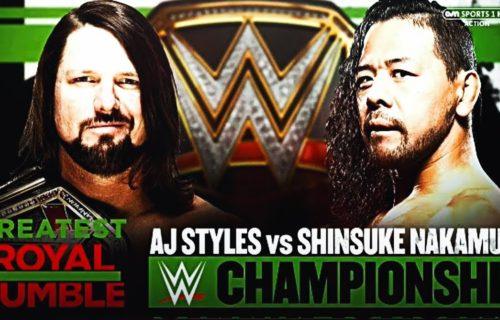 Stone Cold Steve Austin praises AJ Styles and Shinsuke Nakamura
