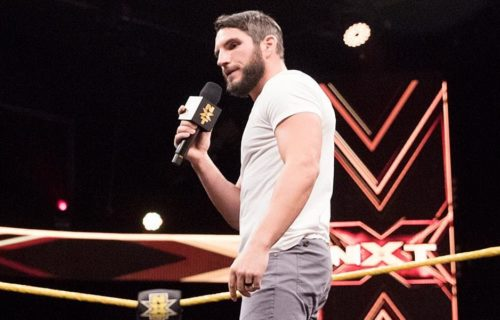 WWE considered sending Johnny Gargano to 205 Live
