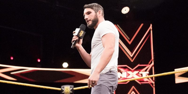 Johnny Gargano NXT