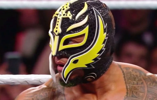 How Rey Mysterio is protected by WWE