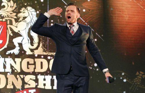 Nigel McGuinness furloughed by WWE