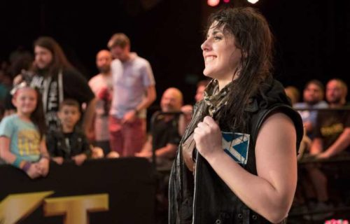 Why Nikki Cross wasn't called up with Sanity