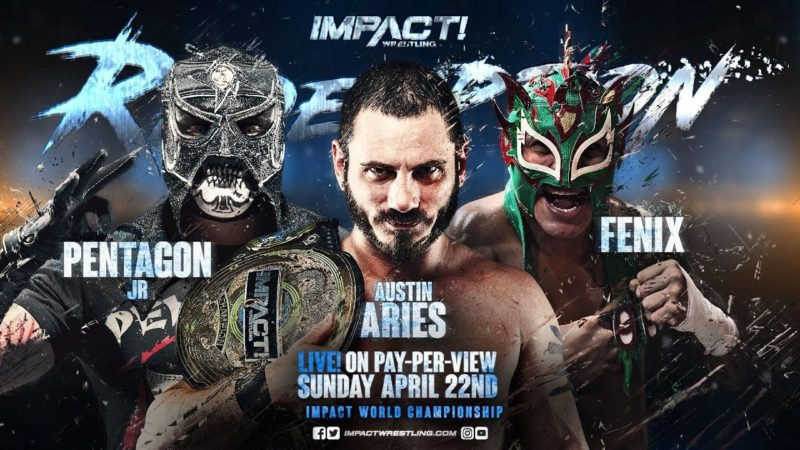 Austin Aries, Rey Fenix, Pentagon Jr.