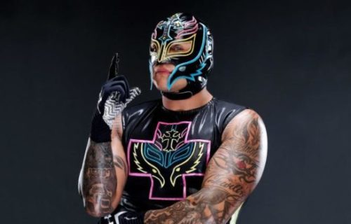 Which Brand Rey Mysterio will work on after his return?