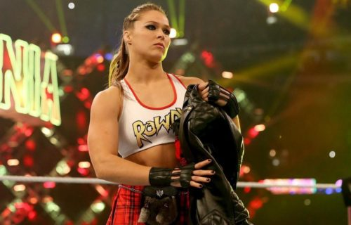 Possible Backlash match for Ronda Rousey