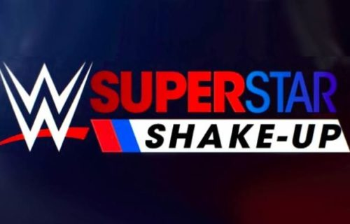 List of stars to switch brands on Superstar Shakeup night one