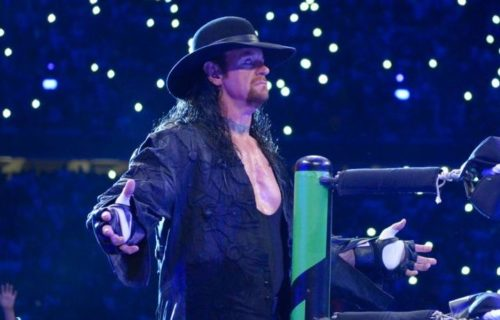 Who The Undertaker's Wrestlemania 36 opponent might be