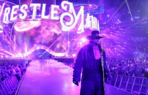 The Undertaker reveals the original purpose for creating the Hell In A Cell match