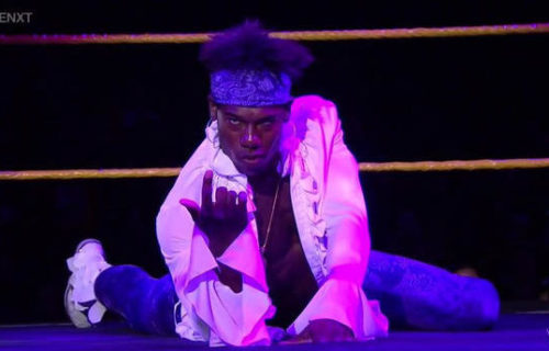 Velveteen Dream to be called up soon?