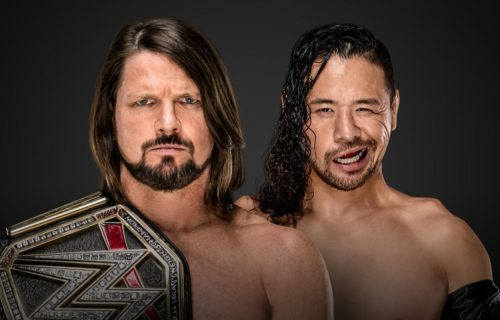 WWE Championship rematch announced for Backlash