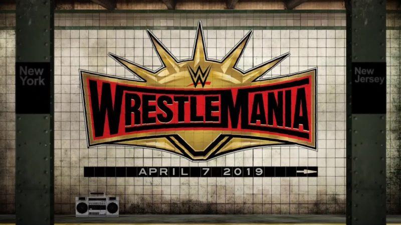 The hype for WrestleMania 35 has begun