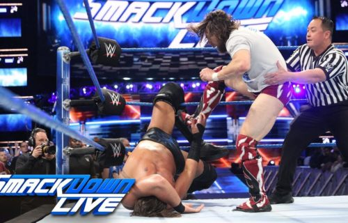 Big Cass returning to Smackdown Live events