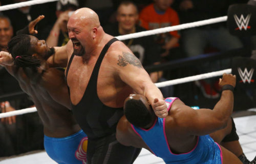 Big Show tried to convince Kofi Kingston to not form the New Day