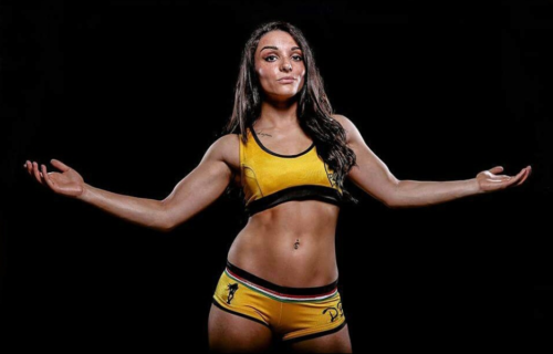 Deonna Purrazzo not All In