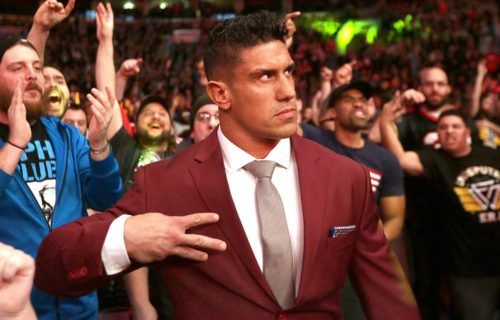 EC3 not medically cleared for in-ring return following concussion