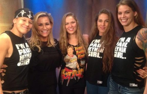 WWE brings in the rest of MMA's Four Horsewomen, Marina Shafir and Jessamyn Duke