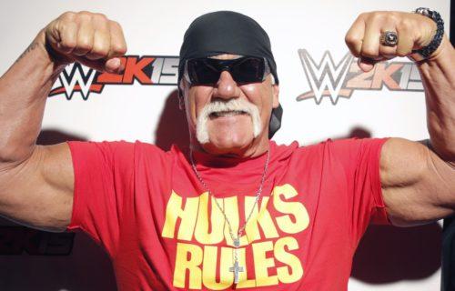 Could Hulk Hogan be appearing at WWE Extreme Rules tonight?