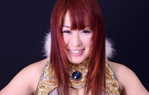 WWE signs Io Shirai
