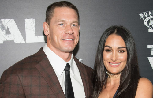 Nikki Bella provides update on relationship with John Cena