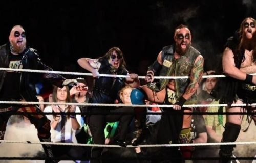 What WWE originally planned for SaNITy; Batista tells Mandy Rose how to swear properly