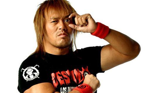 Tetsuya Naito on IWGP IC Title and Chris Jericho