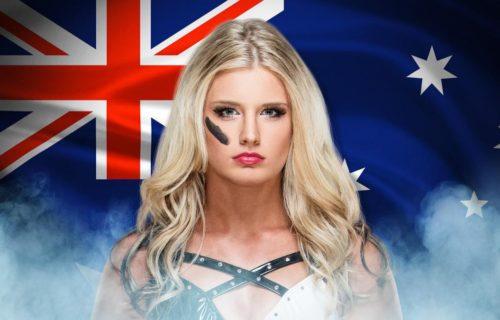 WWE signs Toni Storm