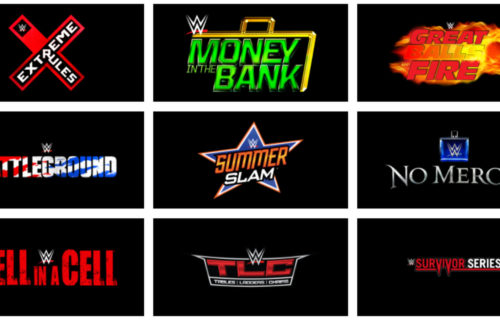 Confirmed: Changes to be made to WWE Pay-per-views