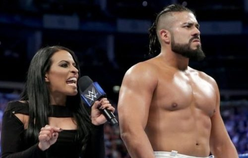WWE's plans for Andrade