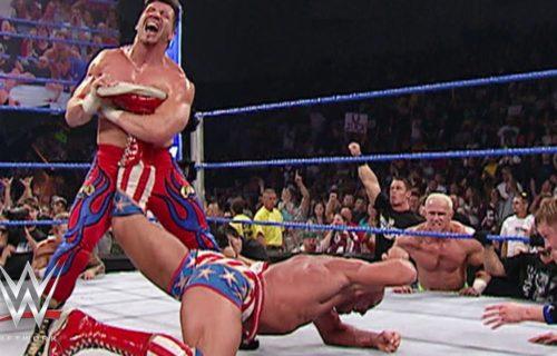 Kurt Angle reminisces about Eddie Guerrero