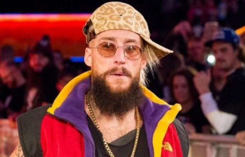 Enzo Amore reveals interesting story about Pat Patterson