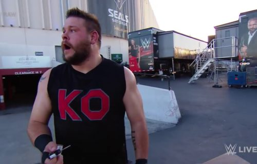 KO reveals pre-match ritual involving Owen Hart, talks about 20-foot ladder fall