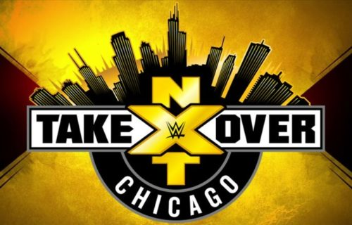 Title match added to NXT TakeOver: Chicago