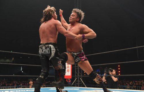 Dave Meltzer awards 7-star rating to Omega-Okada encounter at Dominion