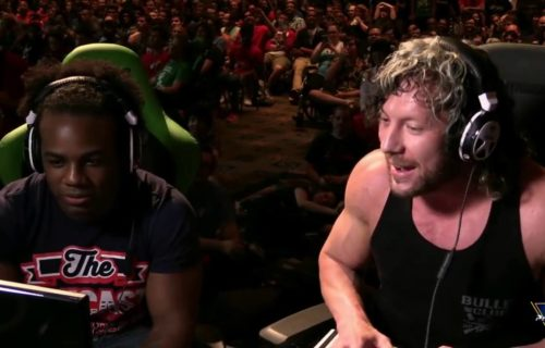 WWE promotes video game bout between Xavier Woods and Kenny Omega