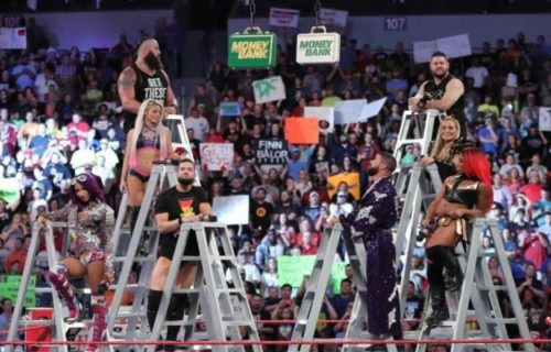 Current favorites to win the Money In The Bank match