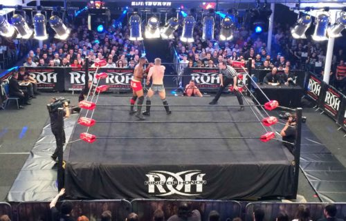 Possible date for Ring Of Honor's MSG event
