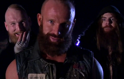 Smackdown announce team wasn't allowed to mention Sanity's NXT past