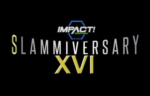 Impact announces top matches for Slammiversary