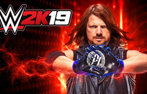 AJ Styles reacts to stars who have outranked him in WWE 2K19
