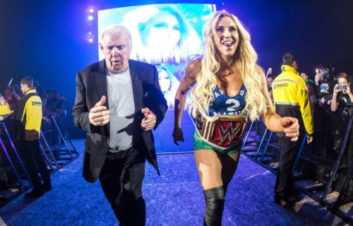 Ric Flair talks about Charlotte Flair's match at Survivor Series and more