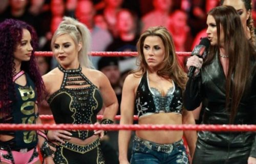 WWE discussing an ALL Women show for later this year